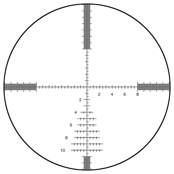 Strelok users reticule question. - Optics & Mounts
