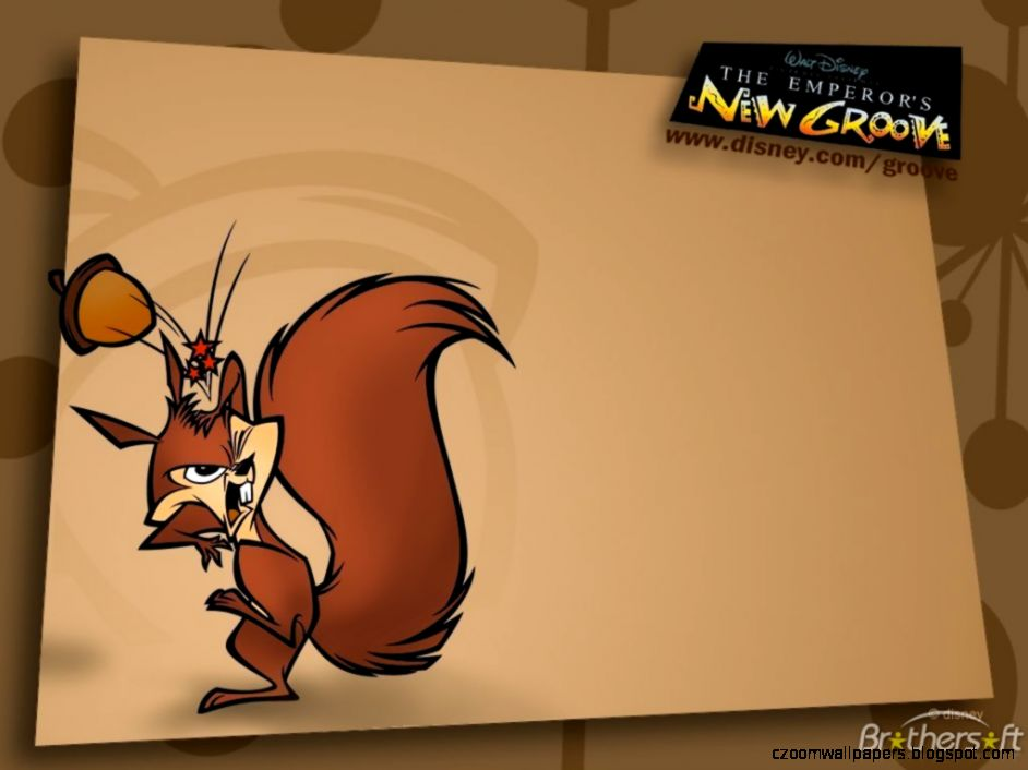 Download Free The Disney World The Emperors New Groove wallpaper
