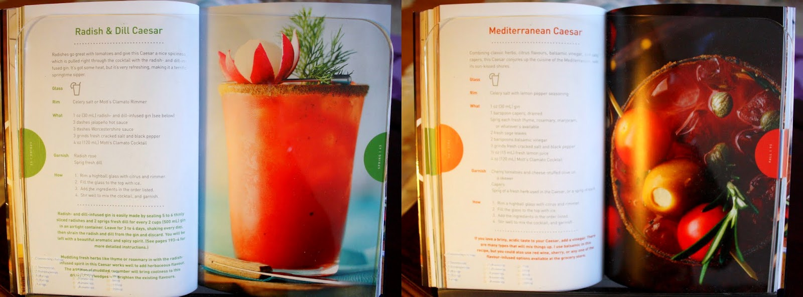 how to make a caesar drink