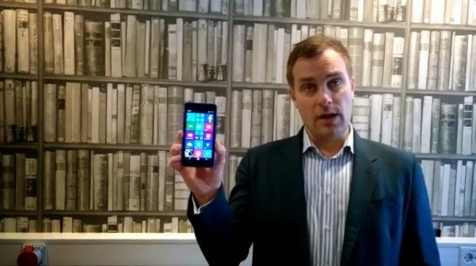 Lumia 640 akan menjadi smartphone pertama yang akan mendapatkan update Windows 10