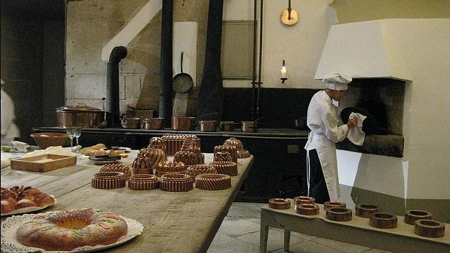 Por la calle de alcal el palacio real de madrid for La cocina del desierto madrid