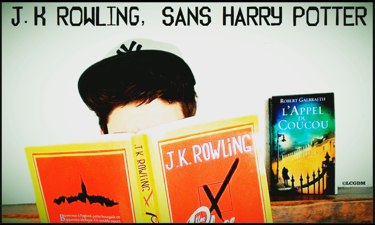 J. K Rowling, sans Harry Potter