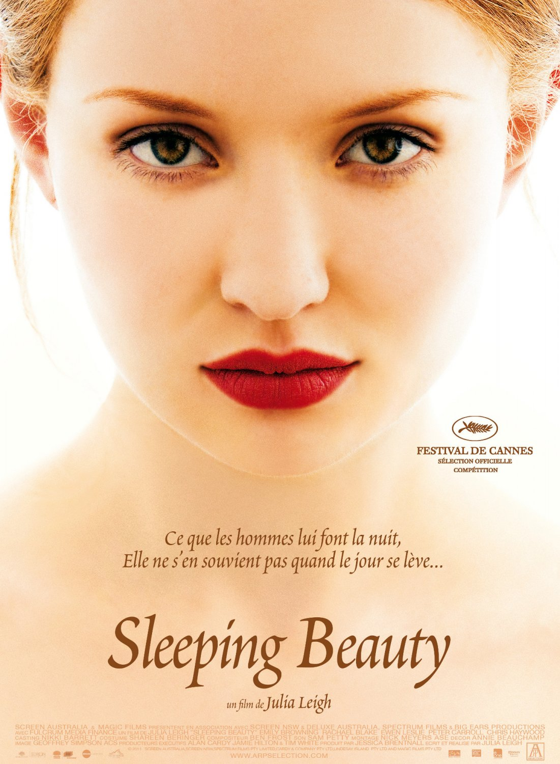 movies posters of sleeping beauty 2011
