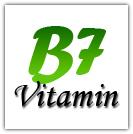 Fungsi vitamin B7 bagi tubuh