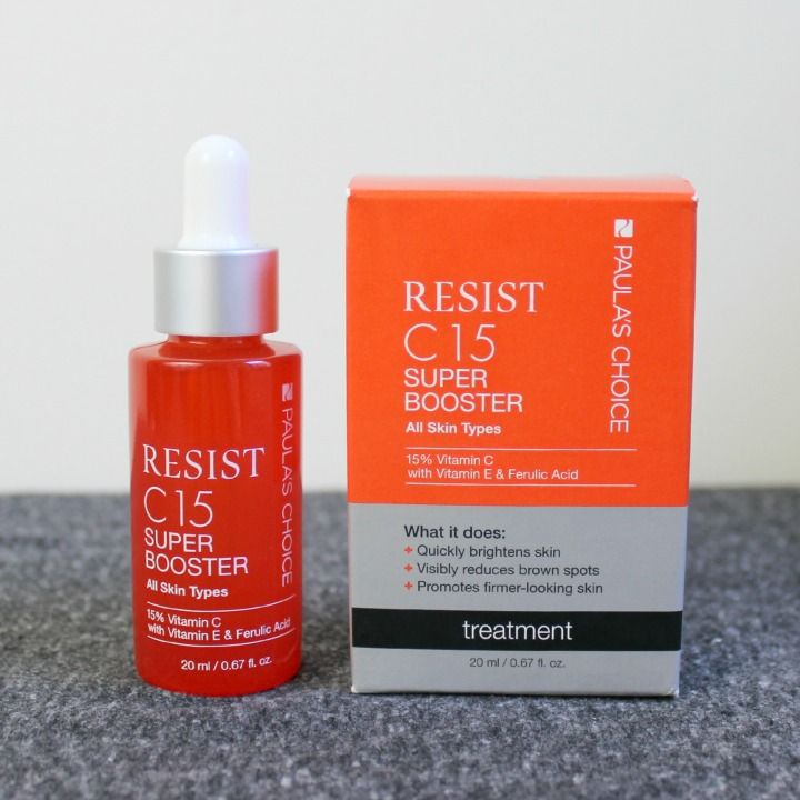 Paula's Choice Resist C15 Super Booster vitamin c serum
