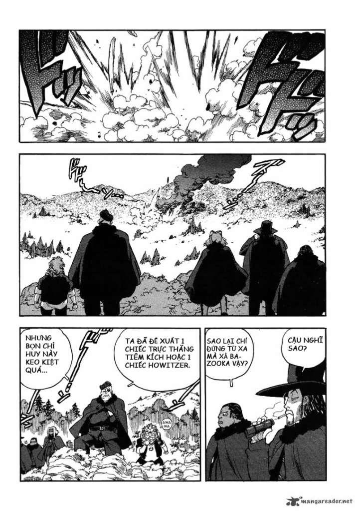 Aiki chap 84 - Trang 13