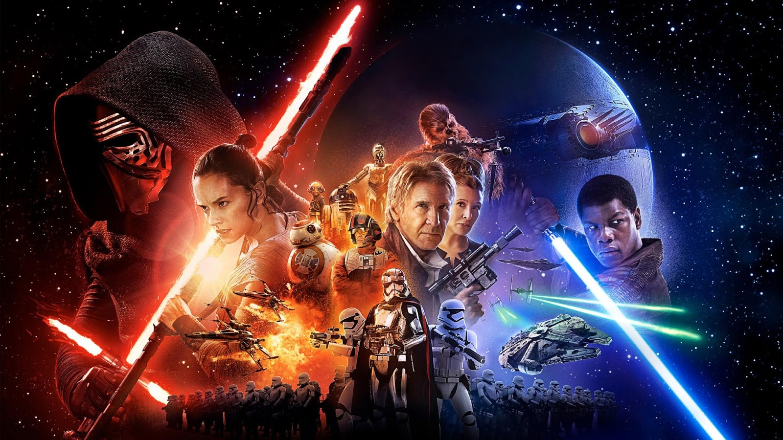 Star Wars Characters Pictures HD