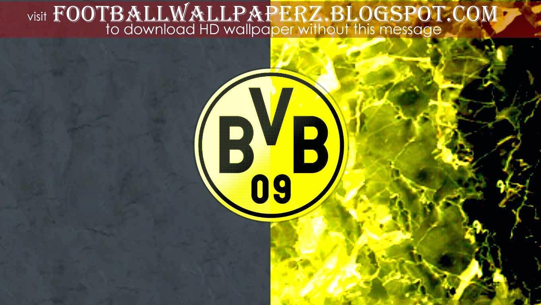 Borussia dortmund fc logo soccer football club desktop wallpaper