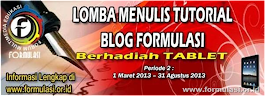 LOMBA MENULIS TUTORIAL BLOG
