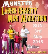 New 7k mini-marathon in Mallow...Sun 3rd May