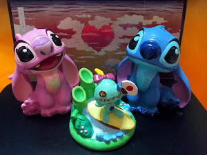 JPDS New Year Stitch + Scrump + Angel Figure Set