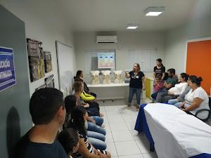 ESF do Caramuru realiza atividades com as futuras mamães