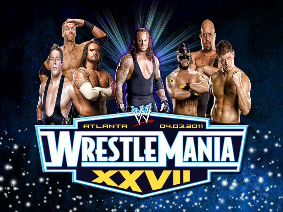 Watch Wrestlemania 27 Online