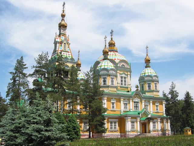 Вознесенский собор Алматы