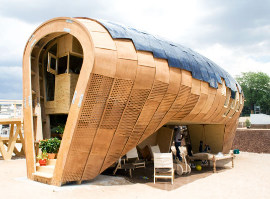 Eight really cool tiny houses cabins from Solar architect