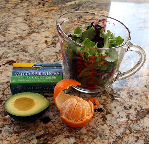 Alton Brown's Sardine-Avocado Sandwiches Recipes — Dishmaps