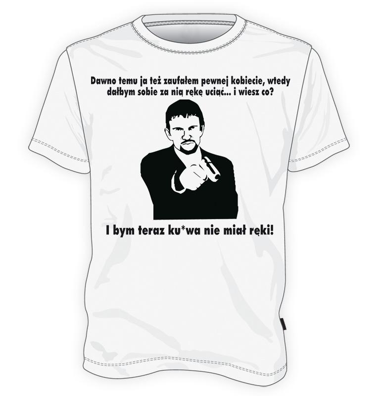 Koszulka Chłopaki nie płaczą