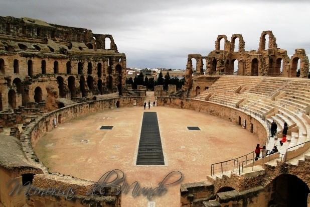 Visitar el Anfiteatro de El Djem