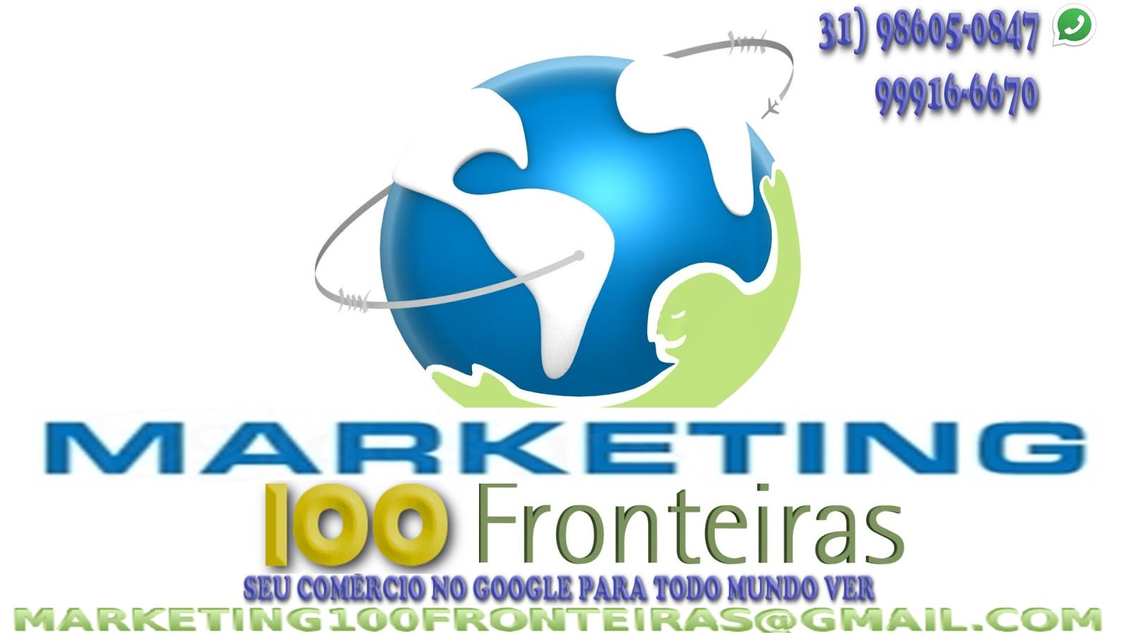 marketing 100 fronteiras