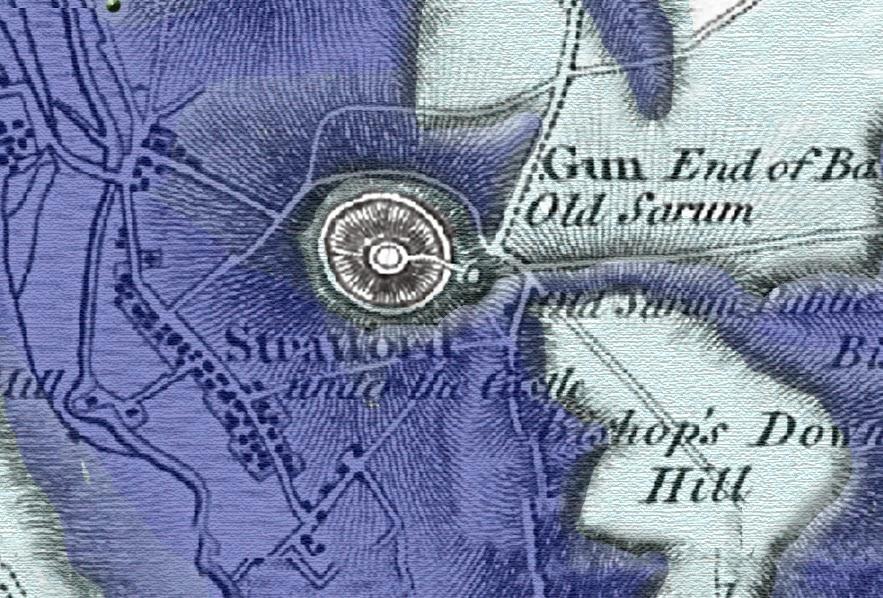 Prehistoric Old Sarum