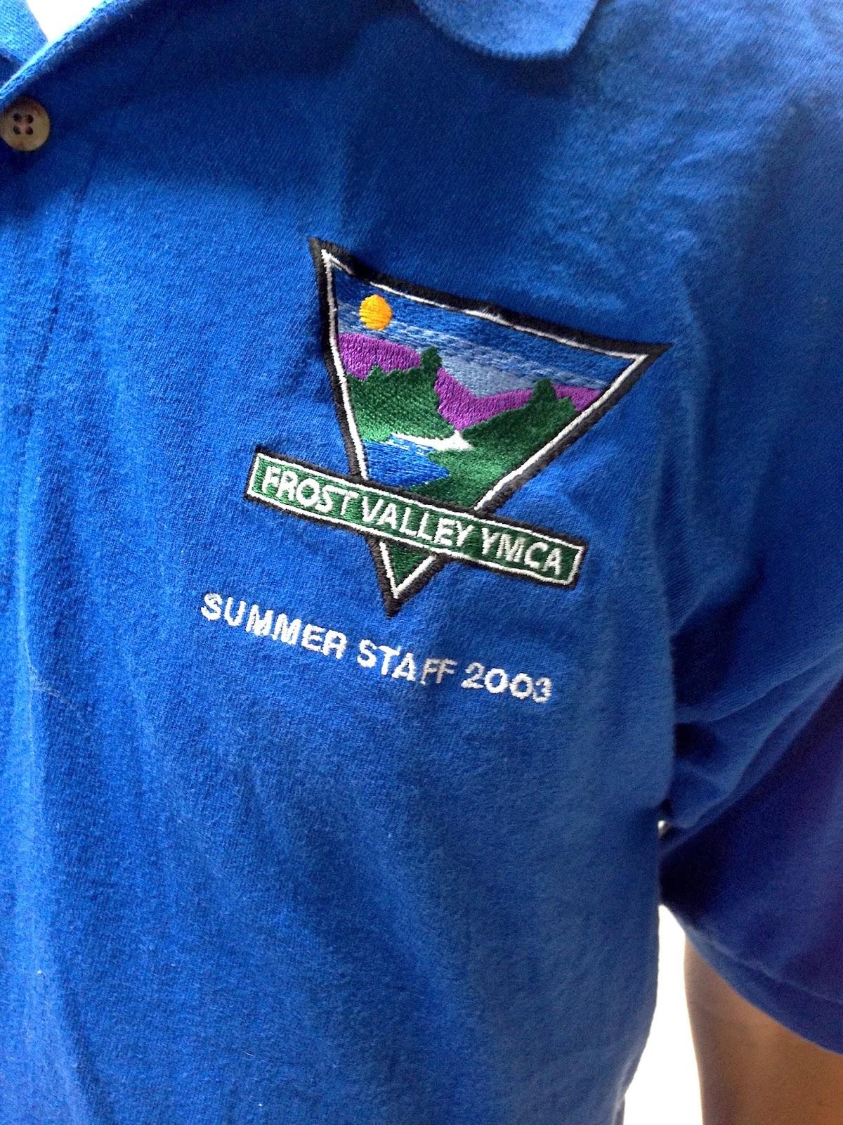 Al S Frost Valley Alumni Blog 2003 Staff Shirt In 2015