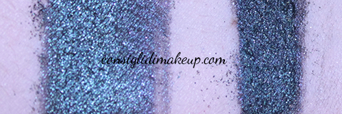 mac deep blue green pigment