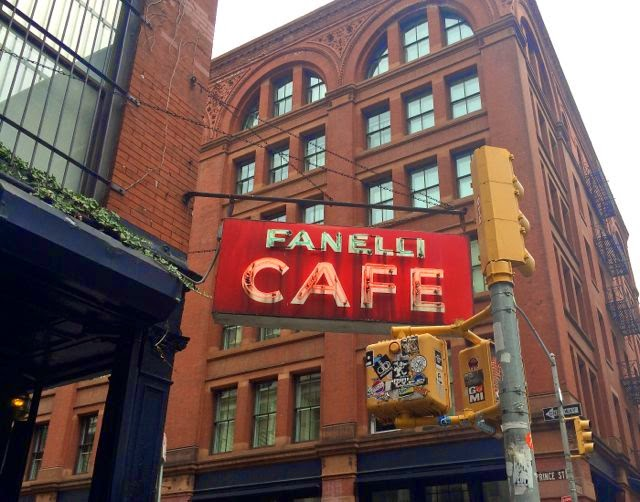 Fanelli Cafe // NYC