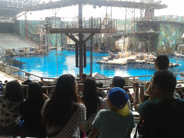 Water World USS Singapore