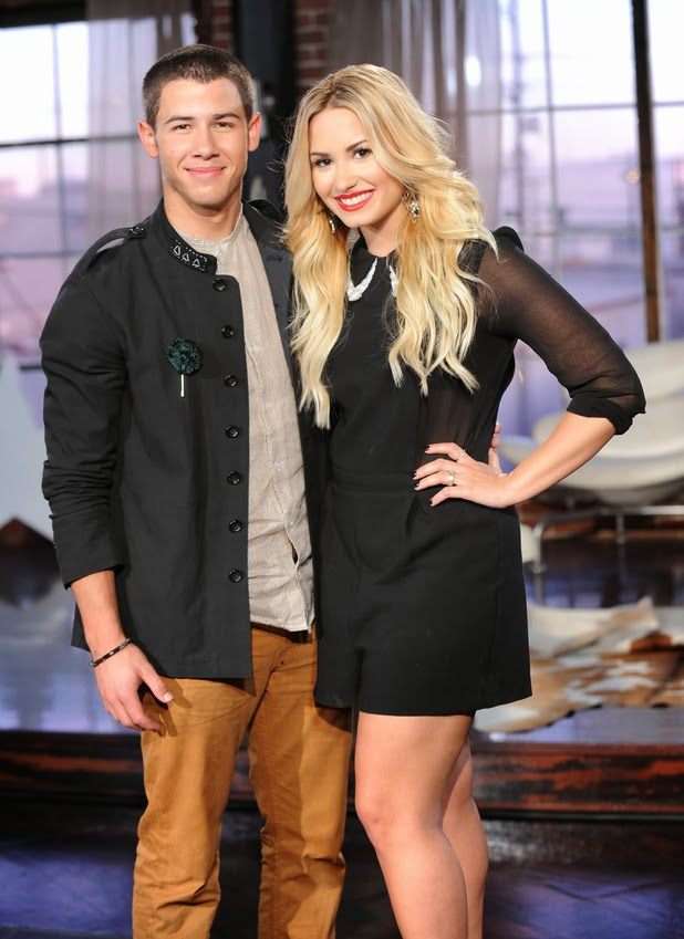 "are demi lovato and nick jonas dating 2014 Demi lovato and nick jonas rose to fame as disney child stars, then crossed over to become adult artists the pair, who bring their future now tour to south florida friday, talk about growing up, becoming friends on the ""camp rock"" movies, and canceling their north carolina concert to support lgbtq rights."