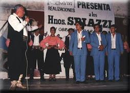 Ballet EL Lazo junto a los Hnos Spiazzi