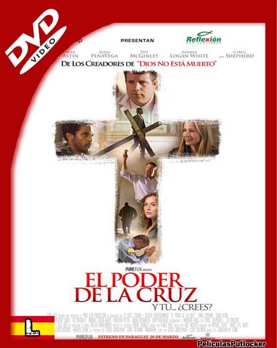 El Poder de la Cruz [DVDRip][Latino][MG]