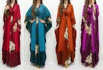 Gamis Batik SOLD OUT