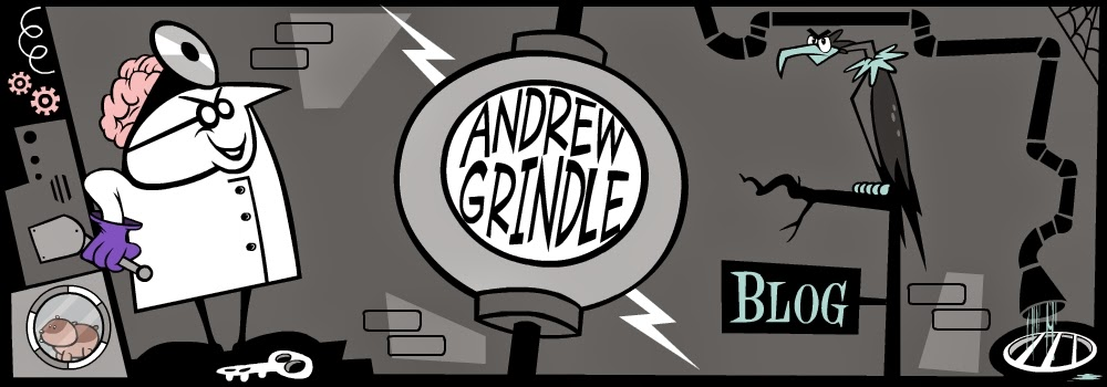 Andrew Grindle Animation