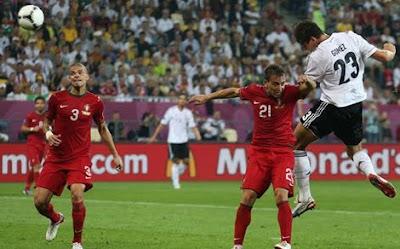 Jerman-Portugal 1 - 0