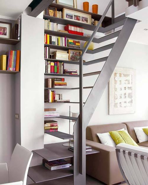 WEAFER DESIGN: Bookshelves for all Spaces