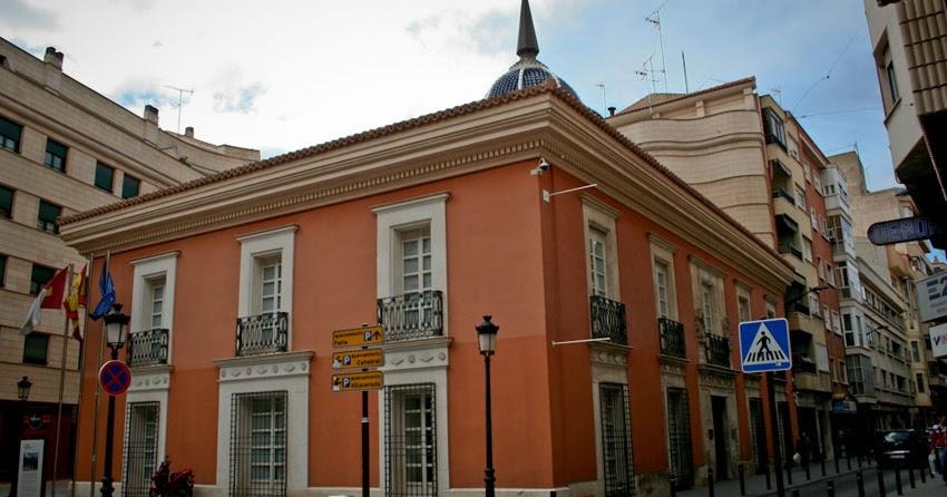 Albacete 365 casa perona calle feria for Oficina correos albacete