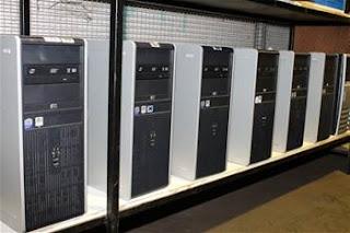 hp dc7900 komputer branded bekas murah