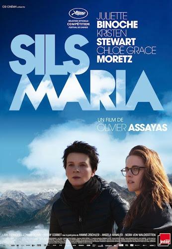 Clouds of Sils Maria (Web-DL 720p Ingles Subtitulada) (2014)