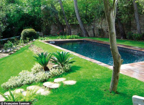 Boiserie c piscine 30 soluzioni ludiche e scenografiche - Piccole piscine da giardino ...