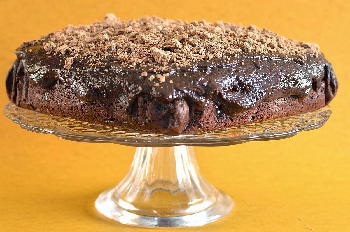 Uk Chocolate Cake Yoghurt  Inch