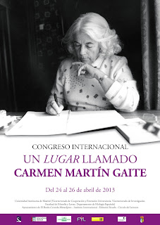 Congreso Carmen Martín Gaite, Literaturas Hispánicas UAM