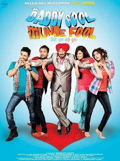 Daddy Cool Munde Fool (2013) DVDRip XviD 1CDRip Full Movie Download Free