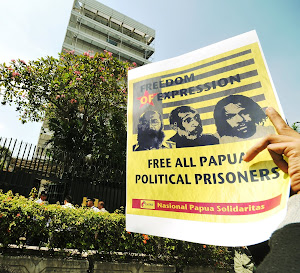 Free All Political Prisoners in Papua
