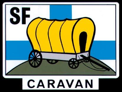 SF-Caravan ry:n nettisivut