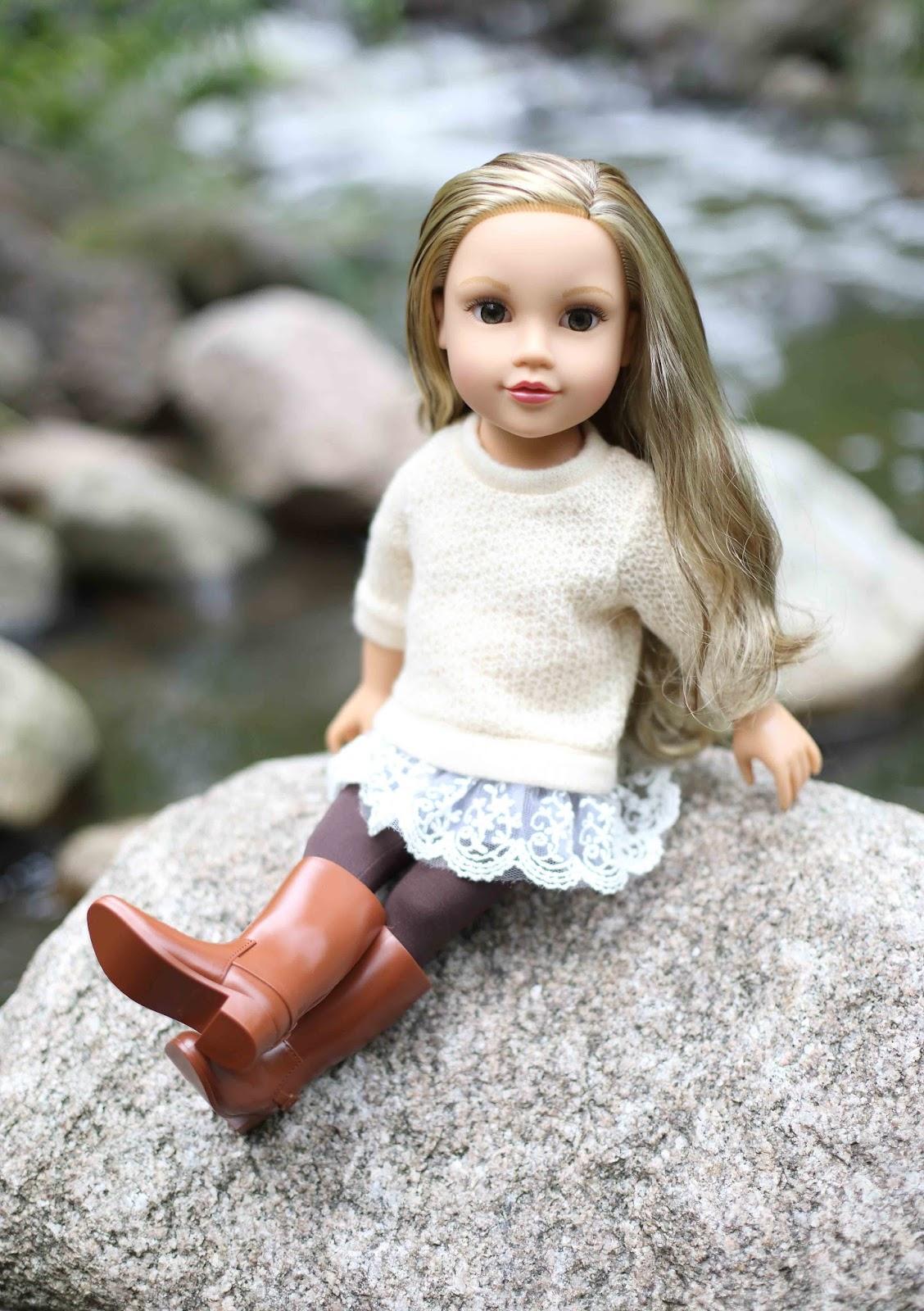 My Journey Girls Dolls Adventures: Danas new Journey Girl