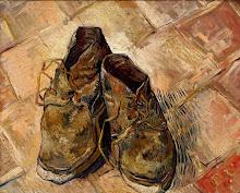 Sapatos - Van Gogh
