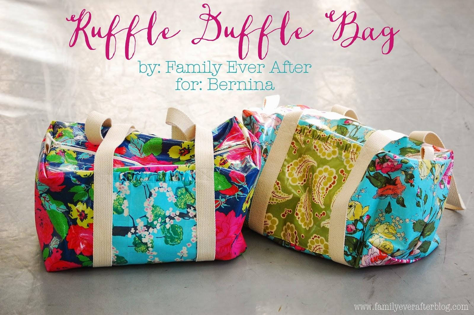 Family ever after ruffle duffle bag free pattern tutorial ruffle duffle bag free pattern tutorial jeuxipadfo Image collections