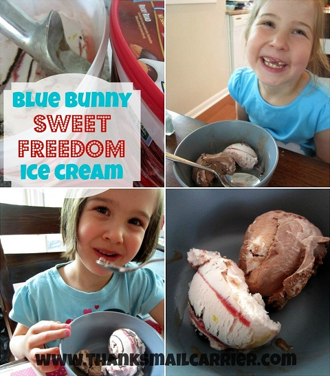 blue bunny ice cream