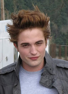 Celebrity Robert Pattinson Hairstyle