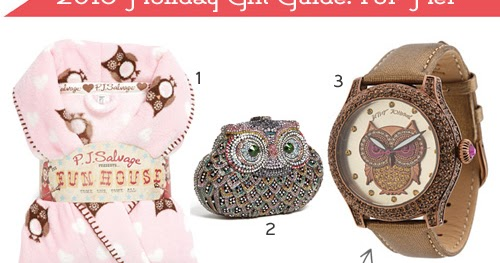 My Owl Barn Gift Guide For Her